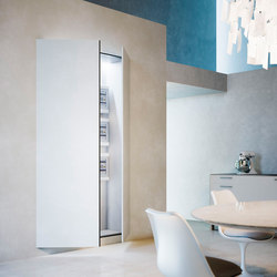 Technical Closures | Nicchio | Hinged doors | Linvisibile