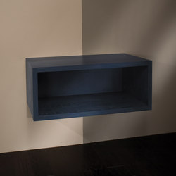 Aquagrande Vanity 5465B | Étagères de salle de bain | Lacava