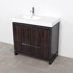 Aquaquattro Undercounter Vanity 5457C | Meubles sous-lavabo | Lacava