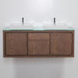 Aquatre Undercounter Vanity 8071B | Meubles sous-lavabo | Lacava