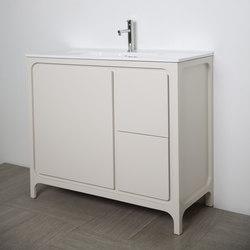 Aquatre Undercounter Vanity 8073C | Meubles sous-lavabo | Lacava