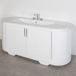 Armosa Undercounter Vanity AR120 | Mobili lavabo | Lacava