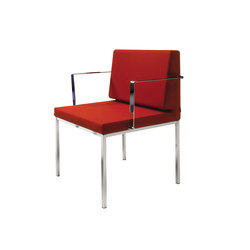 Ritmo | Visitors chairs / Side chairs | B&T Design