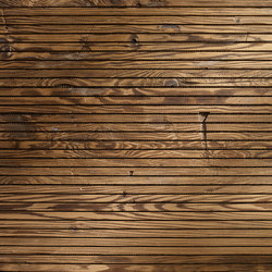 ACOUSTIC Reclaimed wood hacked H3 | Wall panels | Admonter Holzindustrie AG