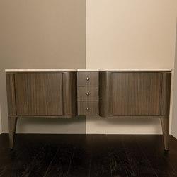 Giulia Undercounter Vanity GA120 | Mobili lavabo | Lacava