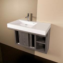 Libera Undercounter Vanity 5101A | Armarios lavabo | Lacava