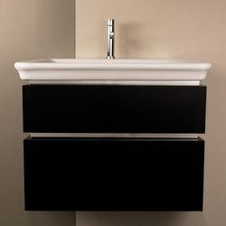 Trenta Undercounter Vanity GL28C | Mobili lavabo | Lacava