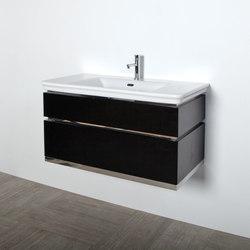 Trenta Undercounter Vanity GL40C | Mobili lavabo | Lacava