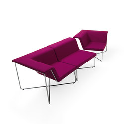 Pop | Lounge sofas | B&T Design