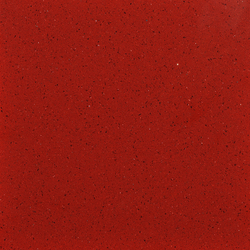 JUMAquarz Add Top Crystal Red 710 | Kitchen countertops | JUMA Natursteinwerke