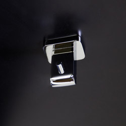 Eleganza Robe Hook 1813S | Single hooks | Lacava