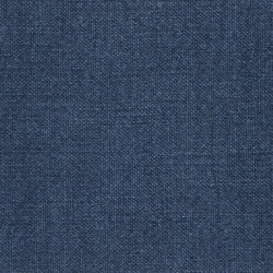 Moselle Fabrics | Lys - Indigo | Tissus pour rideaux | Designers Guild