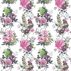 Orangerie Fabrics | Amrapali Ii - Rose | Curtain fabrics | Designers Guild