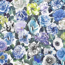 Orangerie Fabrics | Pandora Ii - Cobalt | Curtain fabrics | Designers Guild