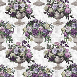 Orangerie Fabrics | Rugosa Ii - Amethyst | Curtain fabrics | Designers Guild