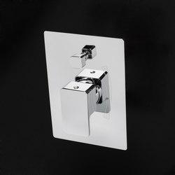 Eleganza Pressure Balancing Mixer 1850L | Duscharmaturen | Lacava