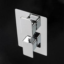 Eleganza Thermostatic Mixer 1846L | Shower taps / mixers | Lacava