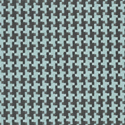 Padua Fabrics | Zeno - Turquoise | Vorhangstoffe | Designers Guild
