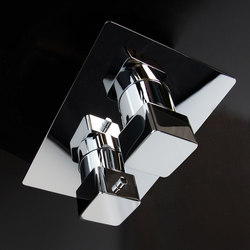 Eleganza Thermostatic Mixer 1844 | Shower controls | Lacava