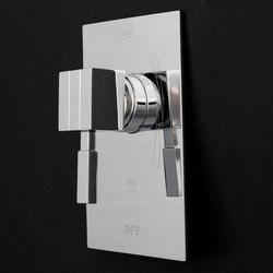 Kubista Pressure Balancing Mixer 1440 | Grifería para duchas | Lacava