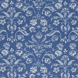Pavonia Fabrics | Ceres - Indigo | Tessuti tende | Designers Guild