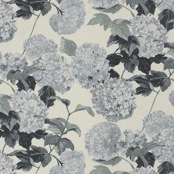 Pavonia Fabrics | Cassandra - Graphite | Vorhangstoffe | Designers Guild