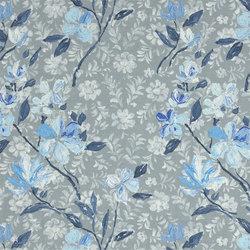 Pavonia Fabrics | Hesperia - Cobalt | Tissus pour rideaux | Designers Guild