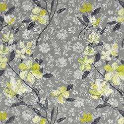Pavonia Fabrics | Hesperia - Moss | Tissus pour rideaux | Designers Guild