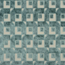 Pugin Weaves | Pugin - Ocean | Curtain fabrics | Designers Guild