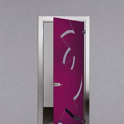 Battente⎟Riflessi | Porte per interni | Casali