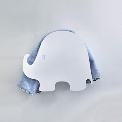 Kids towel warmer elephant | Radiatoren | mg12