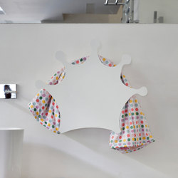 Kids towel warmer crown | Radiadores | mg12