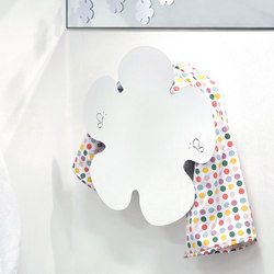 Kids towel warmer daisy | Radiatoren | mg12