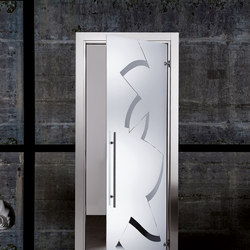 Swing Door⎟Riflessi | Internal doors | Casali