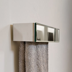 Mirror towel rail | Handtuchhalter | mg12