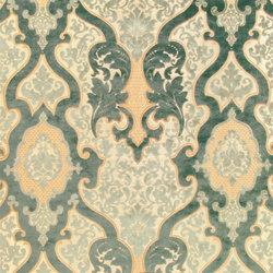 Racine Fabrics | Cabriole - Duck Egg | Curtain fabrics | Designers Guild