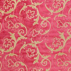 Racine Fabrics | Fontange - Camellia | Curtain fabrics | Designers Guild