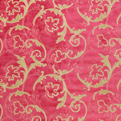 Racine Fabrics | Fontange - Camellia | Vorhangstoffe | Designers Guild