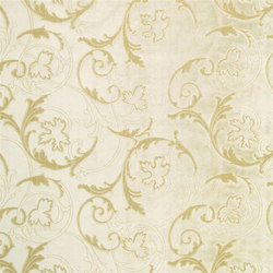 Racine Fabrics | Fontange - Ivory | Vorhangstoffe | Designers Guild
