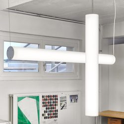 Tube L Pendant V / H | Pendant strip lights | lichtprojekte