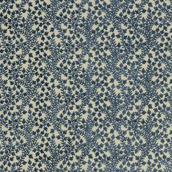 Elizabeth Fabrics | Clarence - Lapis | Tissus pour rideaux | Designers Guild
