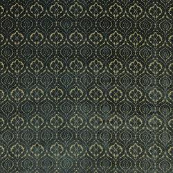 Elizabeth Fabrics | Stothard - Teal | Tessuti tende | Designers Guild