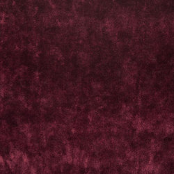 Palace Damasks Fabrics | Velveto - Garnet | Curtain fabrics | Designers Guild