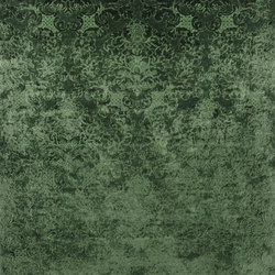 Palace Damasks Fabrics | Palace Damask - Emerald | Curtain fabrics | Designers Guild