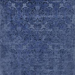 Palace Damasks Fabrics | Palace Damask - Sapphire | Curtain fabrics | Designers Guild