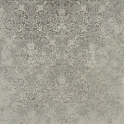 Palace Damasks Fabrics | Palace Damask - Silver | Curtain fabrics | Designers Guild