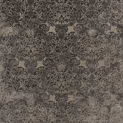 Palace Damasks Fabrics | Palace Damask - Walnut | Vorhangstoffe | Designers Guild
