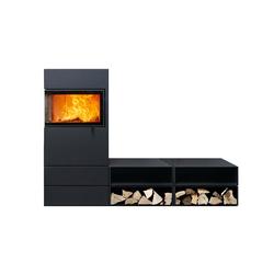 Dexter | Holz-Kamineinsätze | Austroflamm