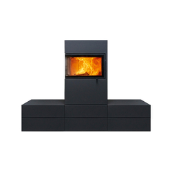 Dexter 2.0 | Fireplace inserts | Austroflamm