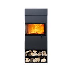 Dexter | Fireplace inserts | Austroflamm